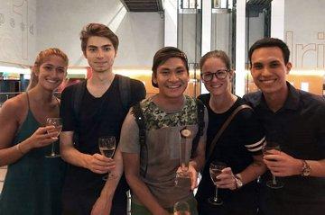 """Der Kurzfilm """"Ich kenne dich"""" gewann beim Austria International Film Festival in der Kategorie """"Best Student Short Film"""""""
