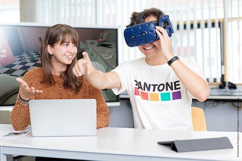 Großes internationales Interesse für den Bachelor Creative Computing an der FH St. Pölten