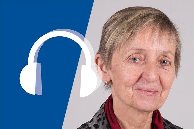 Monika Vyslouzil, Leiterin des FH-Kollegiums