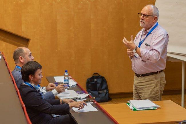 Fachvortrag an der FH St. Pölten im Rahmen der International Week