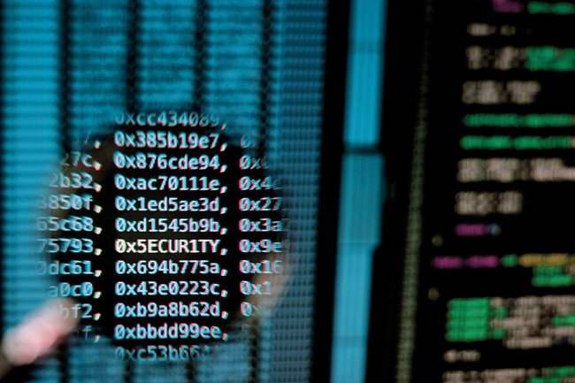 Symbolbild IT Security