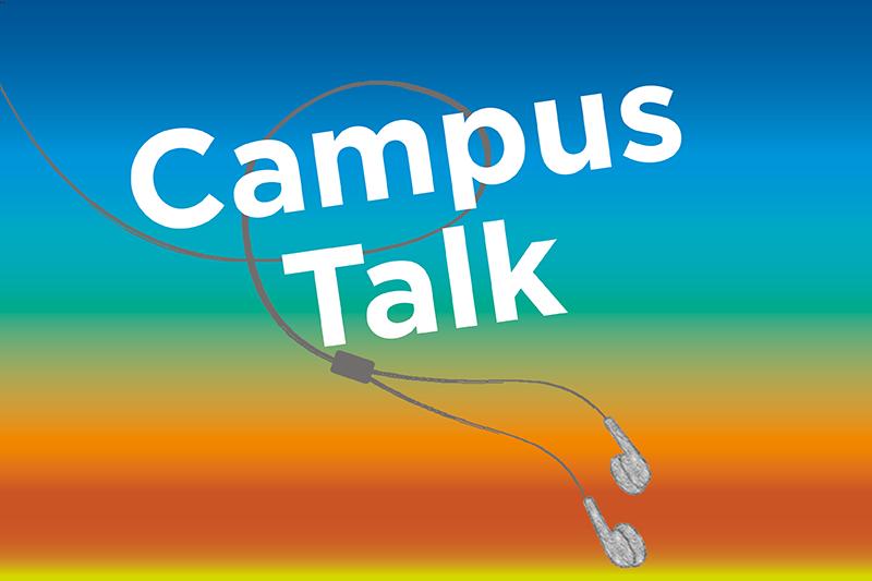 Campus Talk: Zukunftsweisende Forschung, innovative Lehre und spannende Einblicke ins Hochschulleben