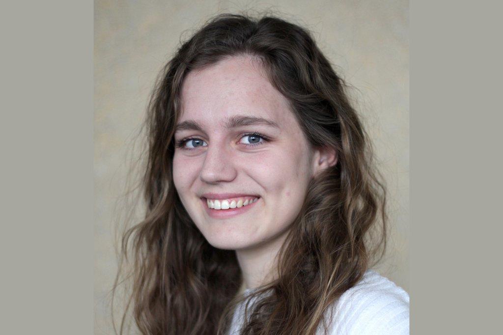 Chiara Bramma, Studierende im Masterstudium Digital Marketing & Kommunikation an der FH St. Pölten, wurde ins WiWi-Talent Programm aufgenommen