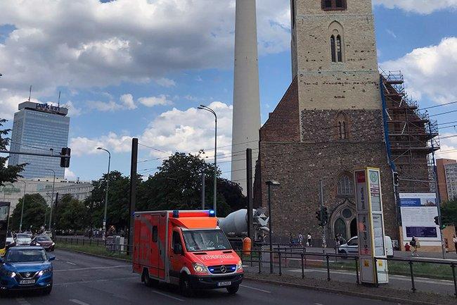 Integrierte Notfallversorgung: Rettungsdienst im Fokus