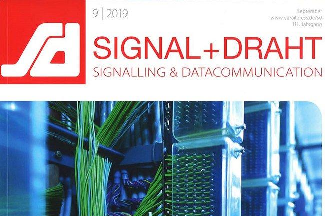Signal+Draht 9/2019