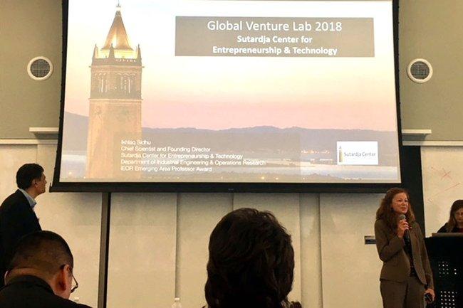 Global Venture Network 2018 unter Teilnahme der FH St. Pölten