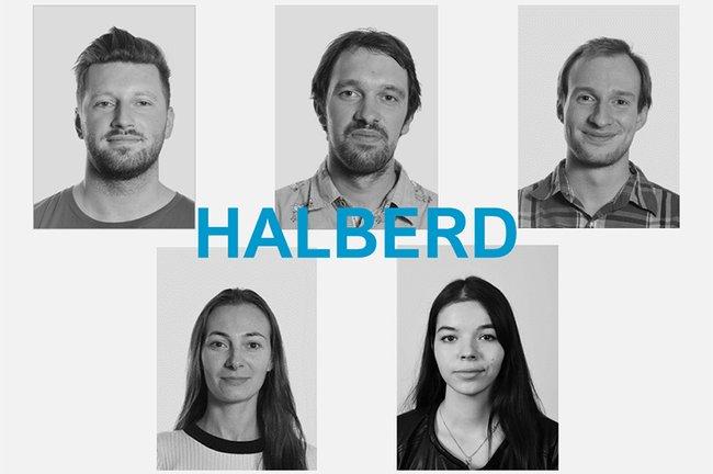 """Das Team rund um das Projekt """"Halbert"""""""