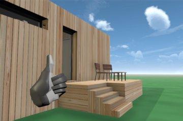 Screenshot zum Projekt
