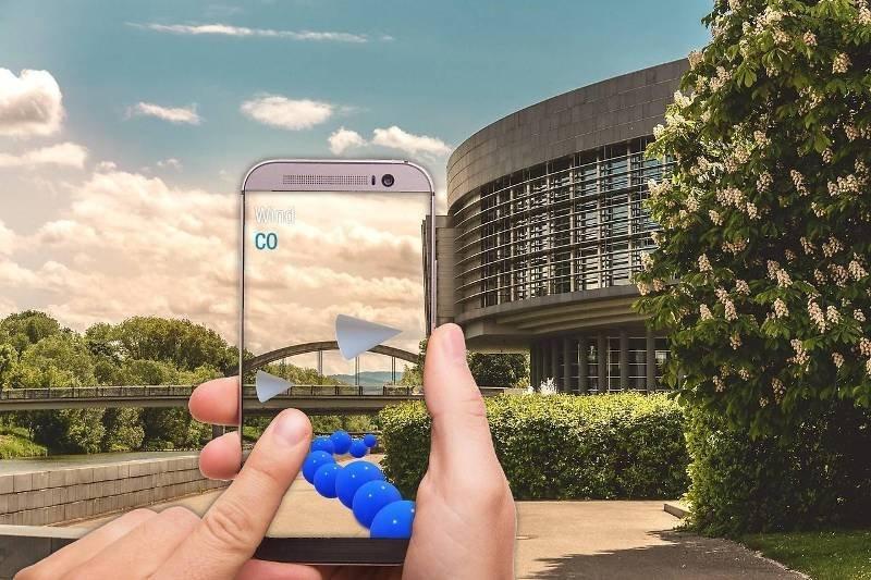 Projekt Dataskop: Daten in der Umwelt sichtbar machen