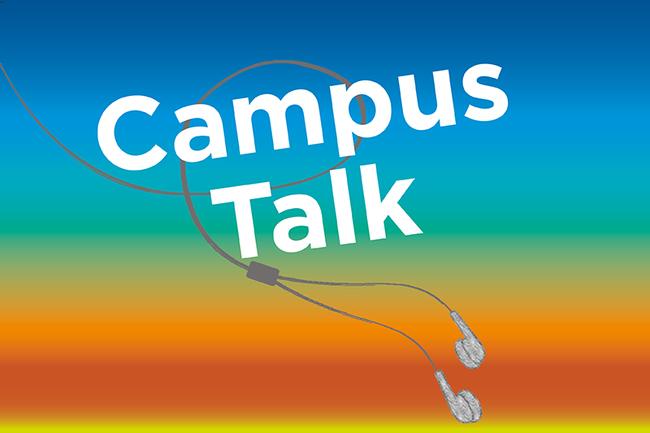Campus Talk Cover