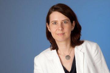 Katja Barbara Bär leitet den Bereich Kommunikation und Fundraising an der Universität Mannheim