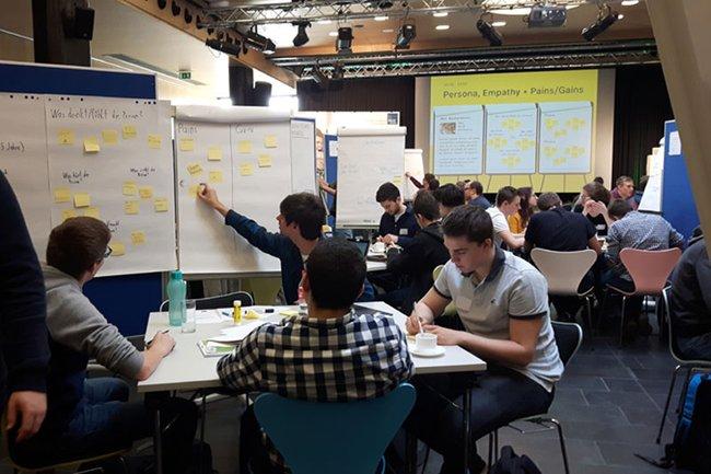 Mit Concept Paper und Empathy Map auf dem Weg zur Projektidee