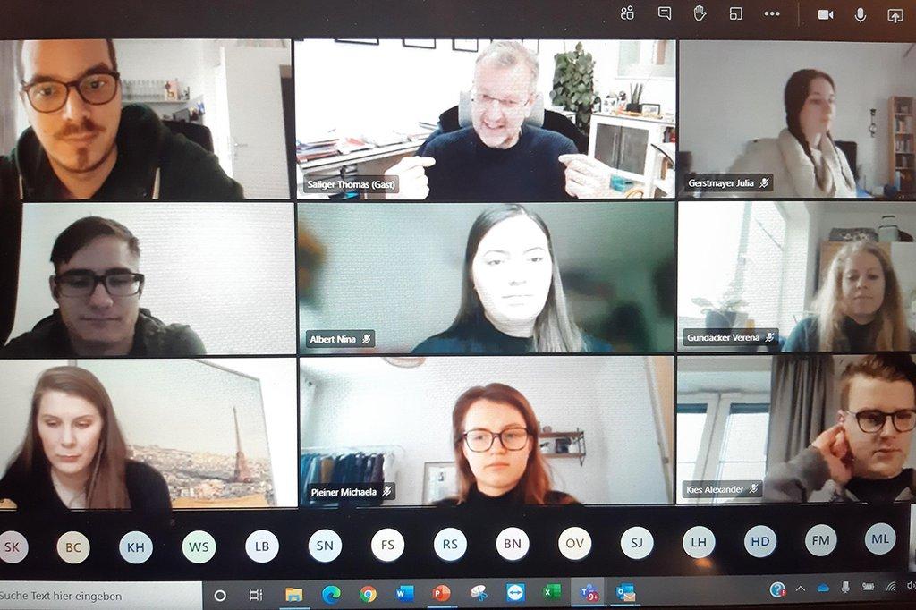Gastvorträge im Studiengang Digital Marketing & Kommunikation an der FH St. Pölten