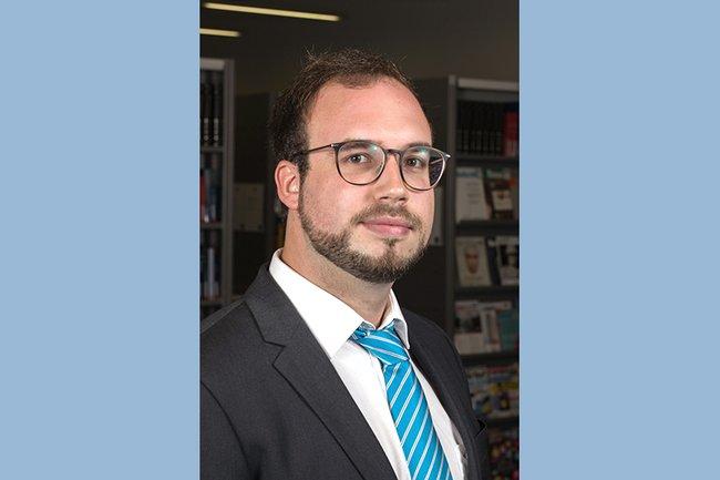 Absolvent der FH St. Pölten: Werner Schober