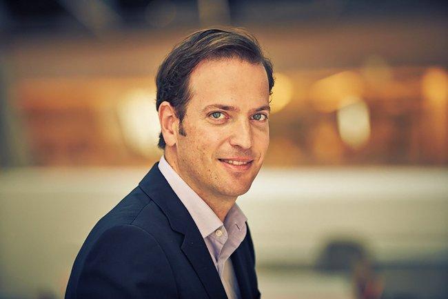 Helmut Prattes, Director Business Development bei Reppublika, zu Gast im Masterstudiengang Digital Marketing & Kommunikation an der FH St. Pölten