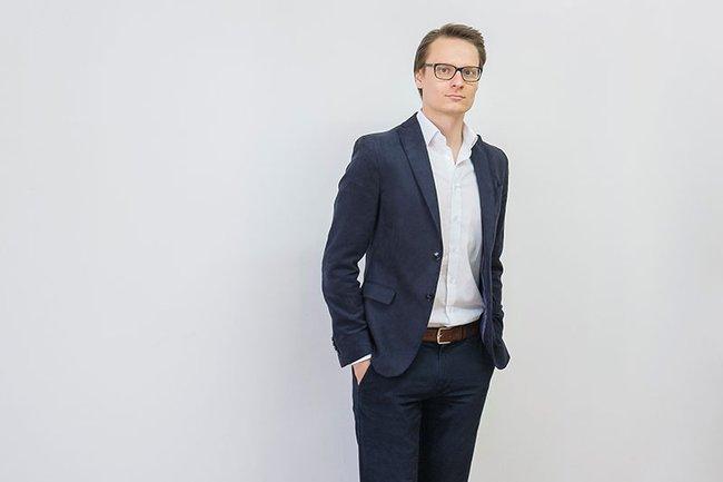 Benedikt Schmidinger ist Präsident der IAA Young Professionals