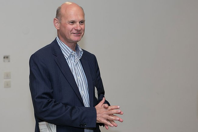 Georg Wiedenhofer, Präsident des Marketing Club Österreich
