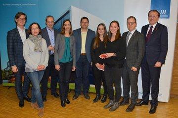 Studierende (Bachelor Media- und Kommunikationsberatung) entwickelten für das Medienservice St. Pölten Kommunikationskonzepte der Zukunft.