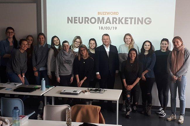 Peter Vorauer, Geschäftsführer Vorauerfriends Communications, hielt kürzlich einen Gastvortrag für die Studierenden im Master Studiengang Media- und Kommunikationsberatung an der FH St. Pölten.