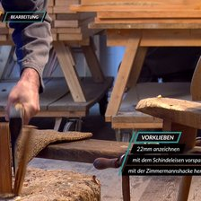 Holzhandwerk revisited