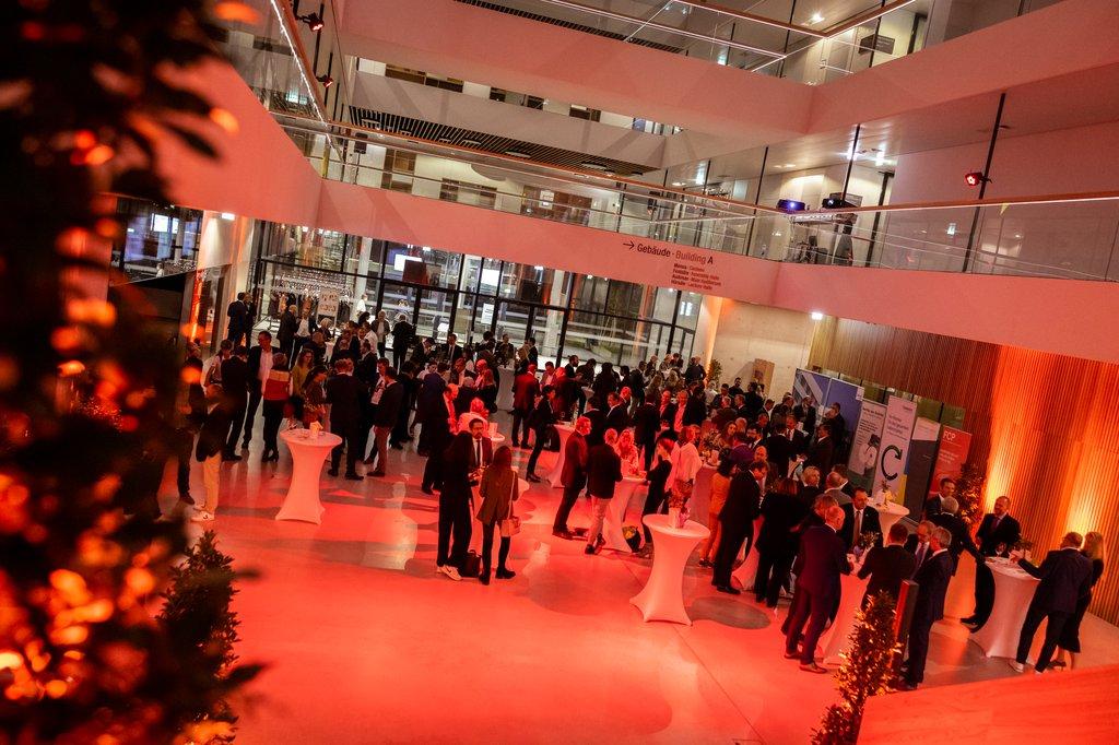 Präsentation des neuen Campus St. Pölten