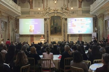 Journalistinnenkongress in Wien