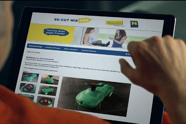 FH St. Pölten erarbeitete Optimierungsvorschläge für Online-Tauschbörse sogutwieNeu.at