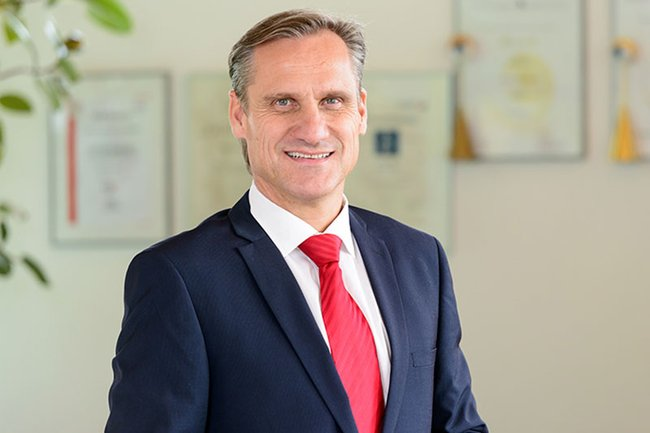 Gert Zaunbauer, Geschäftsführer Putz & Stingl