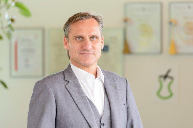 Gert Zaunbauer (Geschäftsführer Putz & Stingl) spricht über Eventmanagement.