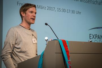 Christoph Musik: Vortragssession Citizen Science in den GSK