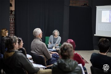 Franziska Bruckner zu Gast beim StopTrik International Film Festival in Maribor