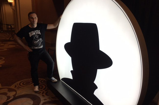 Thomas Brandstetter auf Black Hat USA 2017
