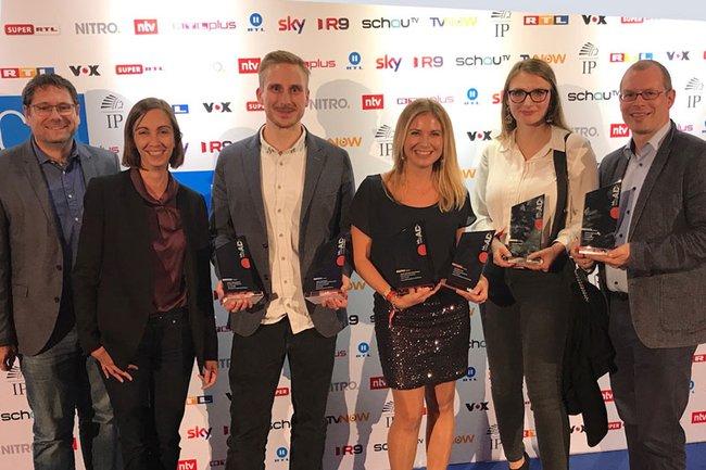 GewinnerInnen des iab Web AD Awards