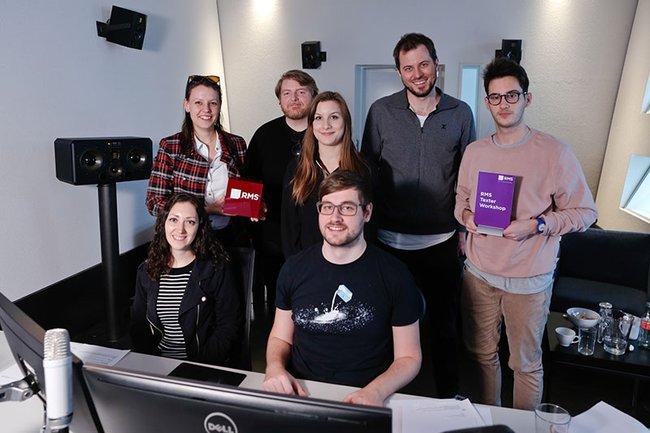 Elisabeth Geissegger, Studentin der Media- und Kommunikationsberatung, überzeugte mit ihrem Team und deren Spot-Idee den Auftraggeber MIDAS.