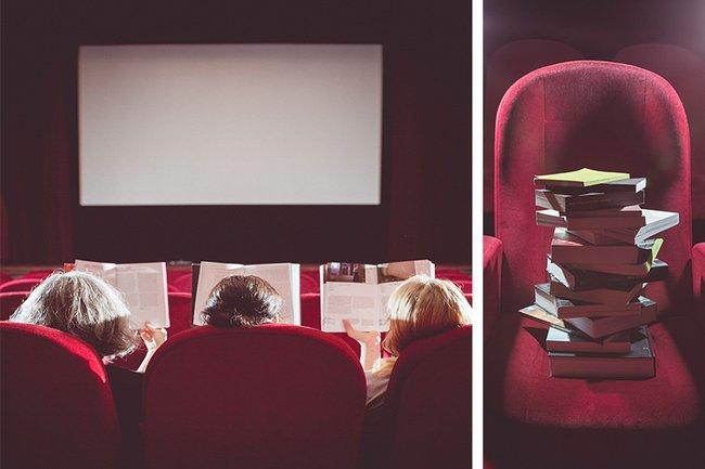 Franziska Bruckner als Herausgeberin von Filmfestivals, in Theory
