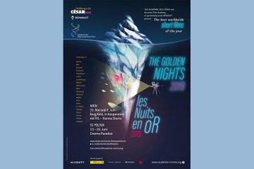 Studierenden-Filme als lokales Spotlight Teil der Reise durch die europäische Kinowelt
