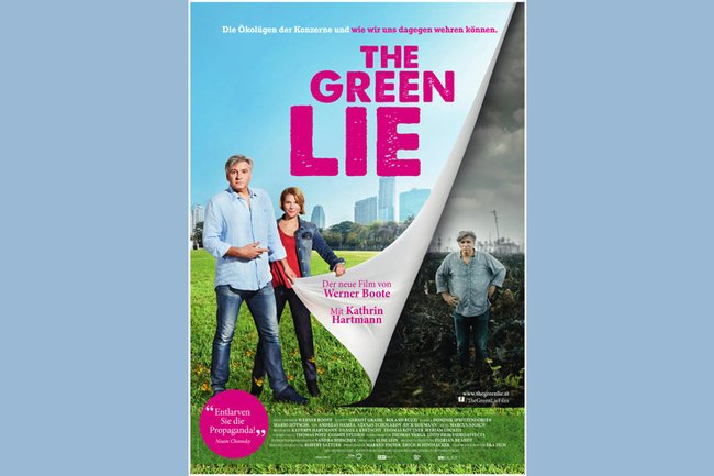 "Werner Bootes neuer Film ""The Green Lie"" startet März 2018 in die Kinos"