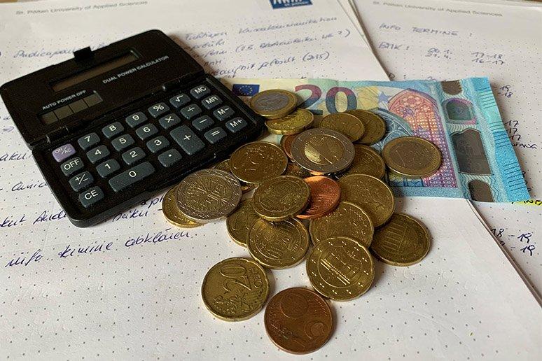Finanzierung für berufsbegleitende Lehrgänge an der FH St. Pölten bietet die Sparkasse Niederösterreich West