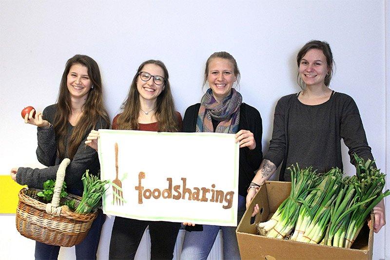Foodsharing-Projekt