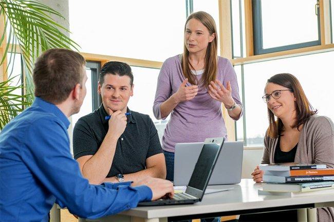 Forschungsprojekt startet gleichzeitig mit dem neuem Bachelor Studiengang Data Science and Business Analytics