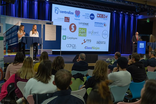 """Forum 2019 – """"Erfolgreiche Unternehmensgründung"""""""