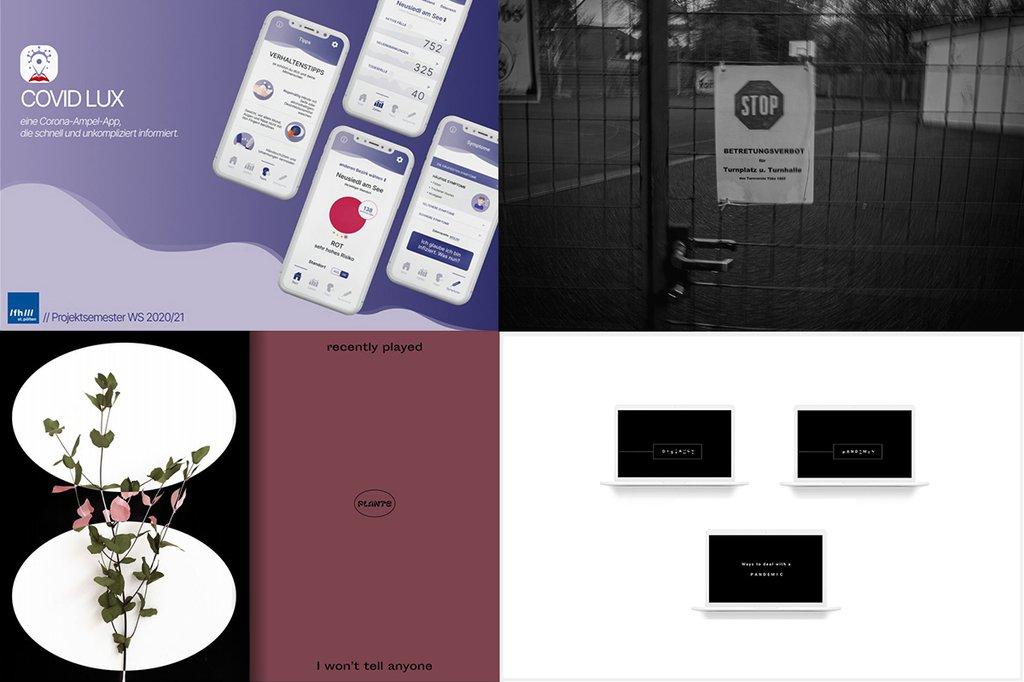 Fotografie und Apps – die Pandemie als Inspiration