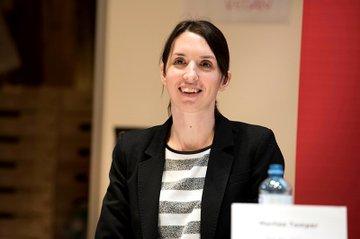 Marlies Temper als Role Model für Frauen in technischen Berufen