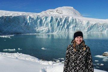 Laura Dietrich nutzt ihr Auslandssemester in Schweden auch, um von dort aus andere Länder und Orte zu bereisen.