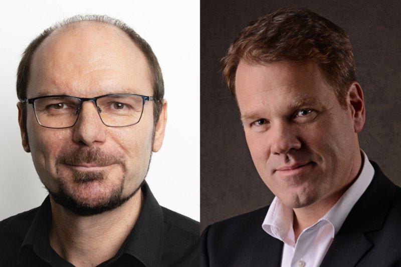 Josef Weißenböck und Ulf-Daniel Ehlers