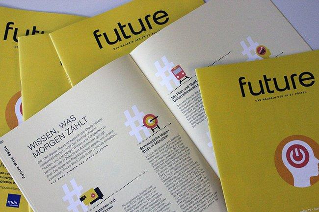 """Das neue """"future"""" widmet sich dem Thema Future Work Skills"""