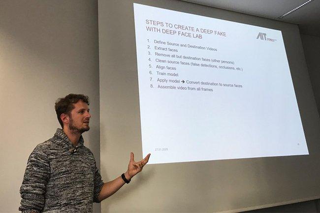 Alexander Schindler, Austrian Institute of Technology (AIT)