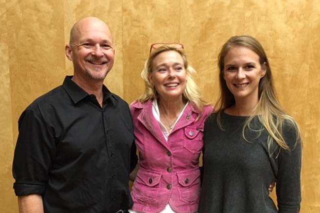 Andreas Stübler, Kirsten Götz-Neumann, Daniela Gsenger