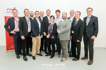 Das neue Vorstandsteam des Marketing Club Österreich