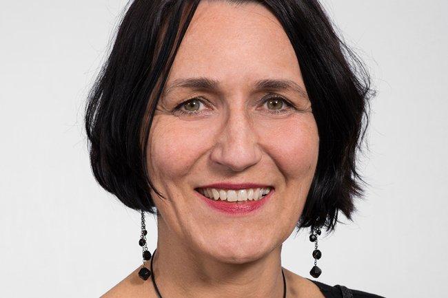 FH-Professorin Christine Haselbacher